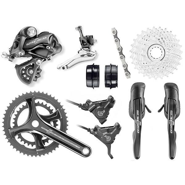 Campagnolo Components > Groupsets Campagnolo Potenza Hydro Disc Groupset
