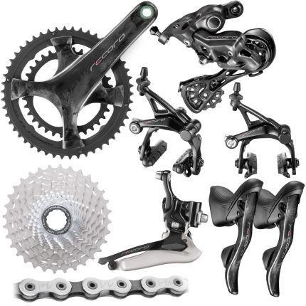 Campagnolo Components > Groupsets Campagnolo Record 12 Speed Groupset