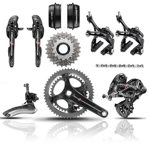 Campagnolo Components > Groupsets Campagnolo Super Record 11 speed Groupset