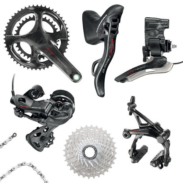 Campagnolo Components > Groupsets Campagnolo Super Record 12 Speed EPS Groupset