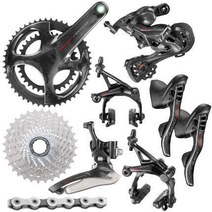 Campagnolo Components > Groupsets Campagnolo Super Record 12 Speed Groupset