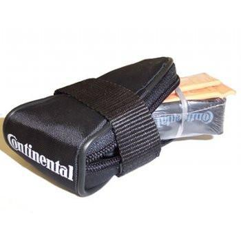 Continental Accessories > Bags & Seatpacks,Components > Inner Tubes,Accessories > Xmas Gifts Continental Road Seat Pack Includes Inner Tube & 2 Tyre Levers