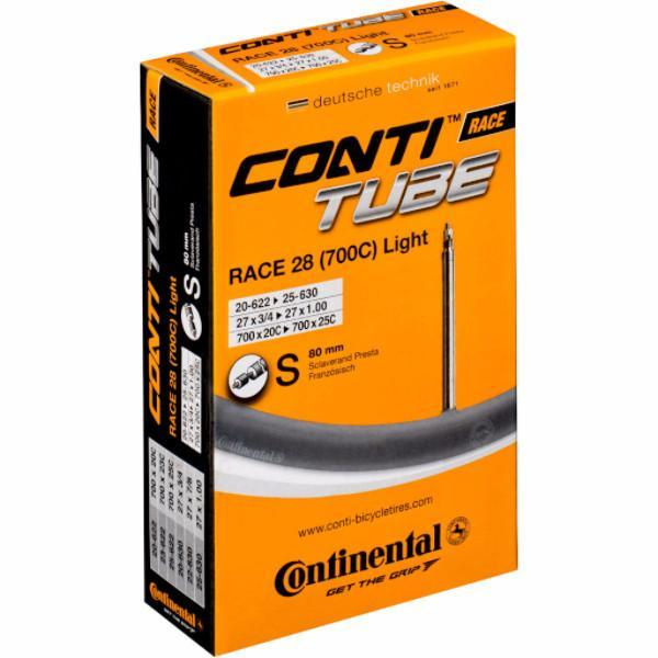 Continental Components > Inner Tubes Continental Race Light Inner Tube