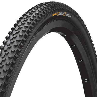 Continental Components > Tyres & Tubulars Continental CycloXKing Performance PureGrip 700c Folding Tyre