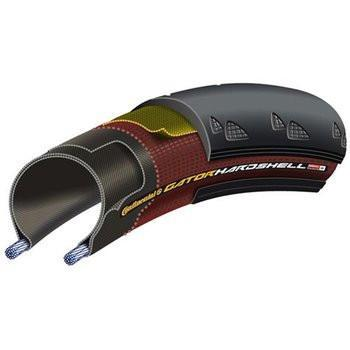 Continental Components > Tyres & Tubulars Continental GatorHardshell Folding Tyre