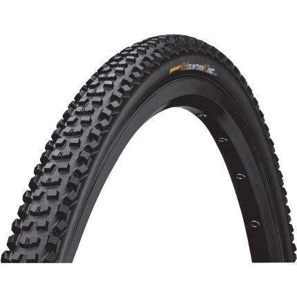 Continental Components > Tyres & Tubulars Continental Mountain King RaceSport Folding CX Tyre 700 x 32mm