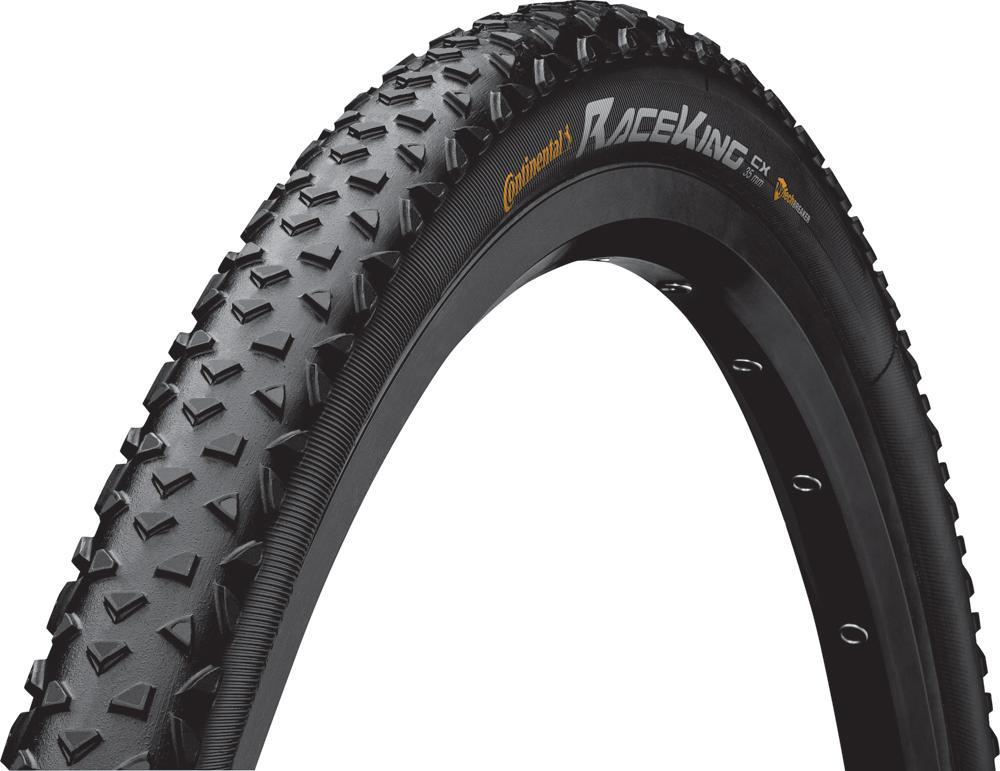 Continental Components > Tyres & Tubulars Continental Race King CX 700c Folding Tyre