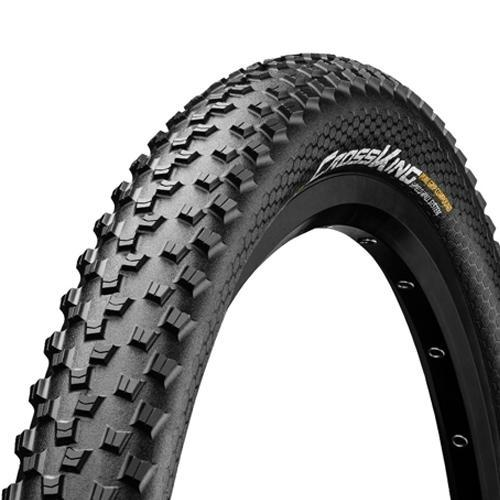 Continental Tyres 27.5 x 2.0 Continental Cross King II Performance UST Folding Tyre 27.5""