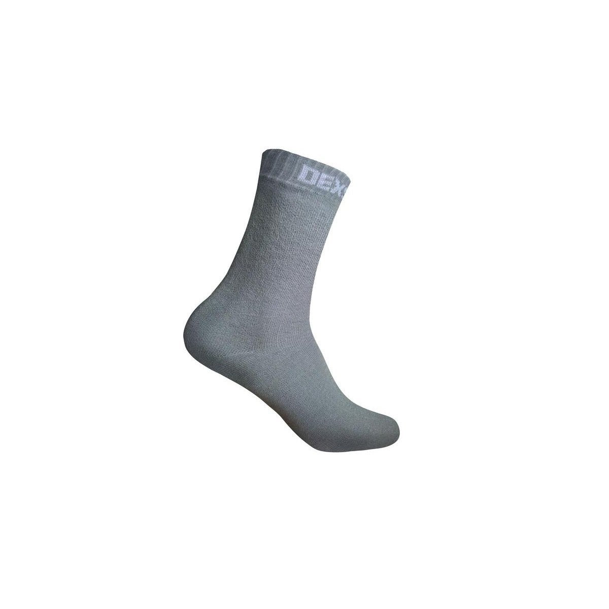 Dexshell Cycle Clothing > Socks Dexshell Waterproof Ultra Thin Sock Modal Outer Layer Grey