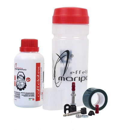 Effetto Mariposa Components > Inner Tubes Effetto Mariposa Caffélatex Tubeless Conversion Kit Plus Sizes