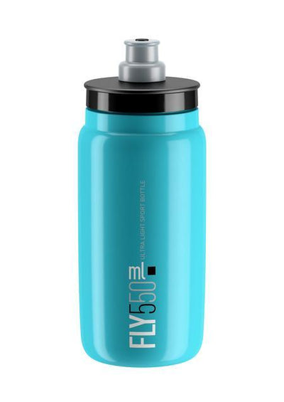 ELITE Accessories > Bottles Blue / Black Elite FLY Bottle 550ml