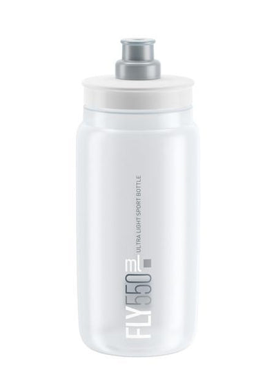 ELITE Accessories > Bottles Clear / Grey Elite FLY Bottle 550ml