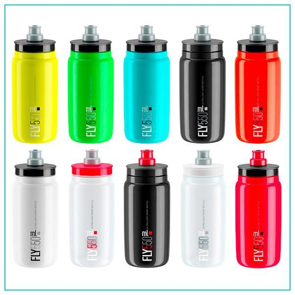 ELITE Accessories > Bottles Elite FLY Bottle 550ml