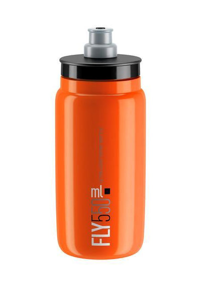 ELITE Accessories > Bottles Orange Elite FLY Bottle 550ml
