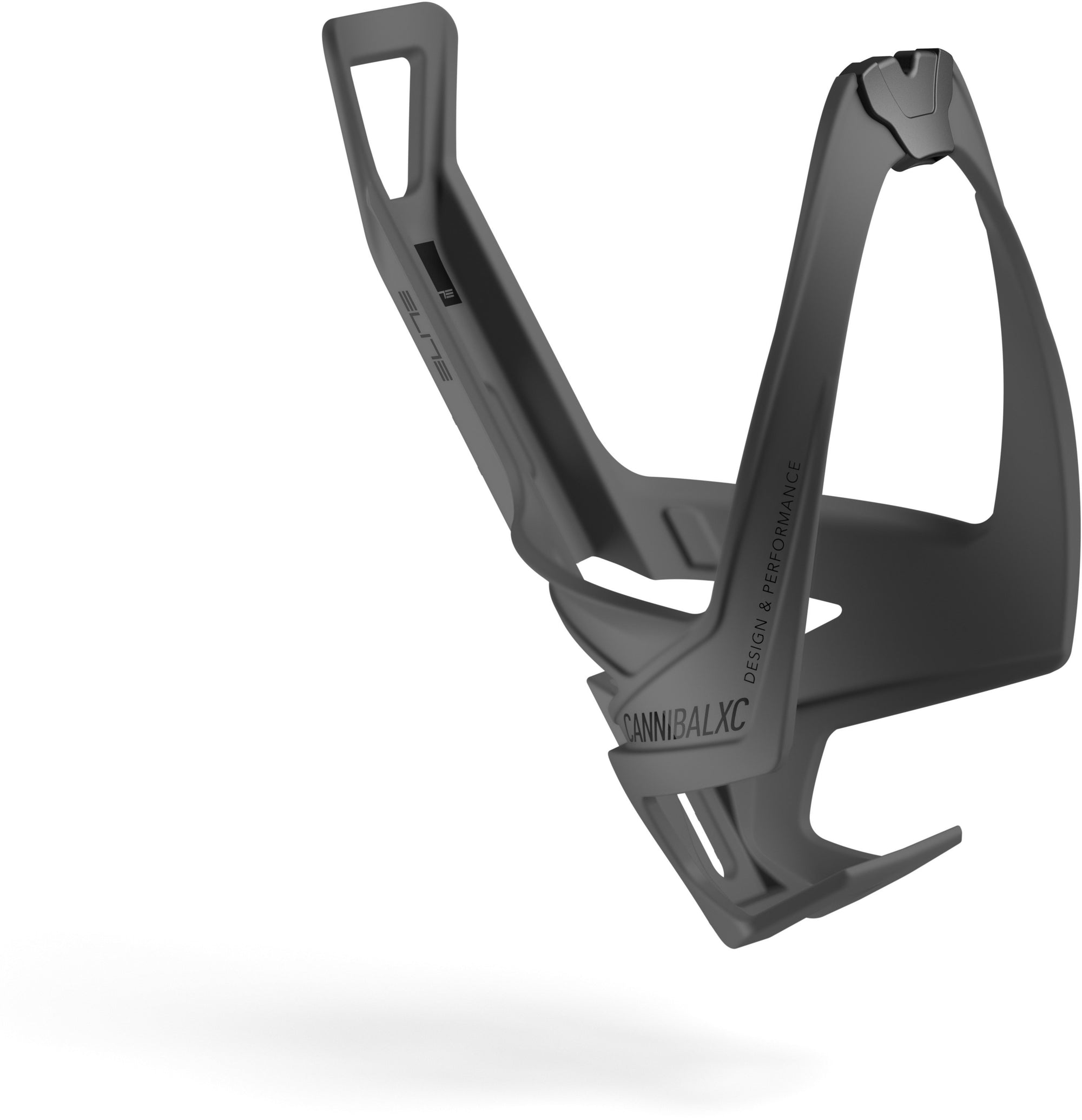 ELITE Bottle Cages Stealth Elite Cannibal XC bottle cage