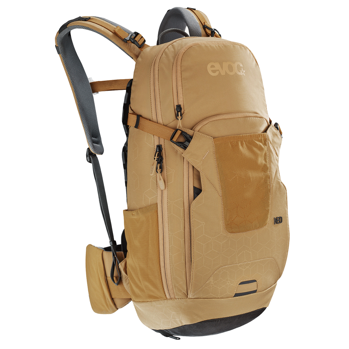 ev Accessories > Bags & Seatpacks Gold / Small / Medium EVOC NEO PROTECTOR BACKPACK 16L