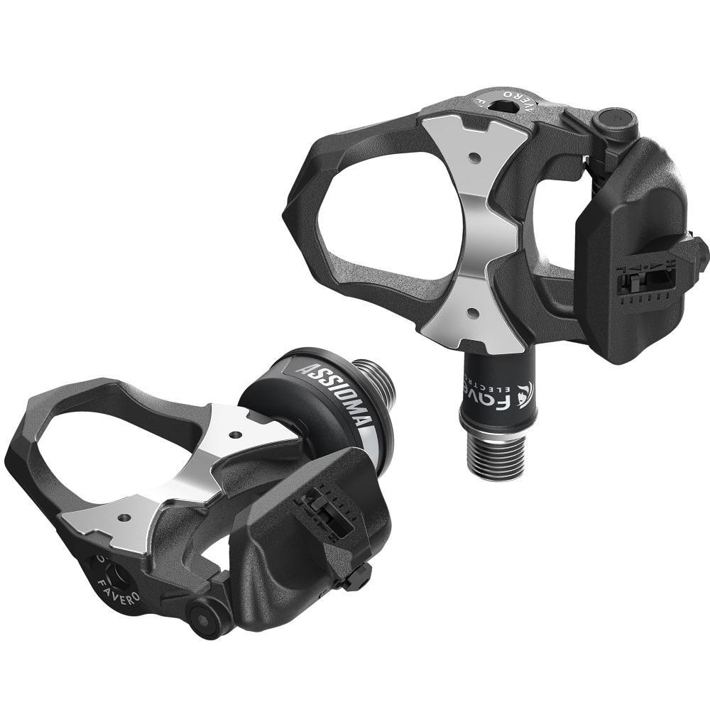 Favero Components > Power Meters FAVERO ASSIOMA UNO SINGLE-SIDED POWER METER PEDALS