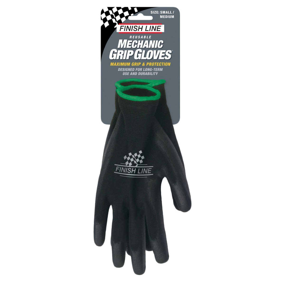 Finish Line Accessories > Locks & Tools Finish Line Mechanic Grip Gloves