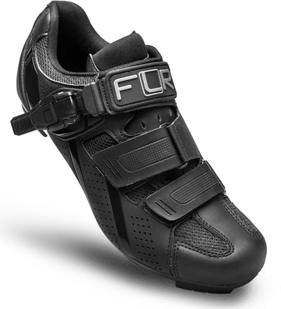 FLR Cycle Clothing > Shoes 41 / Matt Black FLR F-15.III Road Shoe