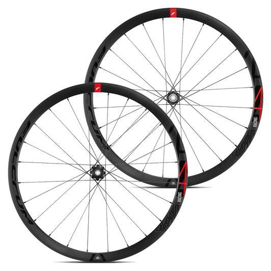 Fulcrum Components > Factory Wheels FULCRUM RACING 4 DISC BRAKE WHEELSET 2018