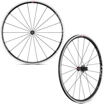 Fulcrum Components > Factory Wheels Fulcrum Racing 6 Alloy Wheels with Tyres and Tubes