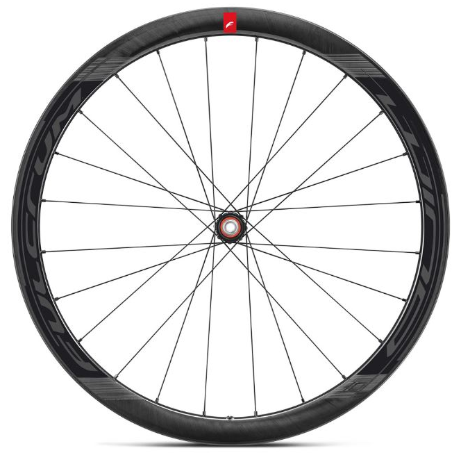 Fulcrum Components > Hand Built Wheels Fulcrum Wind 40 Disc Brake Wheelset - Shimano