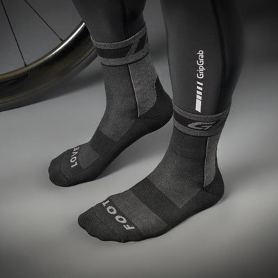 GripGrab Cycle Clothing > Socks GripGrab MERINO WINTER SOCKS