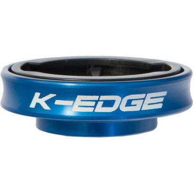 K-Edge Accessories > Computers Blue K-Edge Garmin Gravity Cap Mount, Black