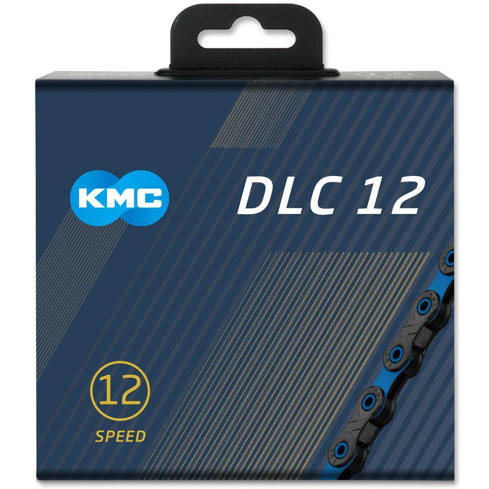 KMC Components > Chains & Chainlinks Blue X12-SL DLC Chain 126L