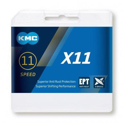 KMC Components > Chains & Chainlinks KMC X11 EPT Chain 118L