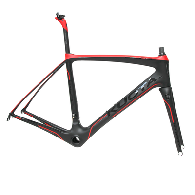 Kuota Components > Frames Kuota K-Uno Road Frameset Black / Red