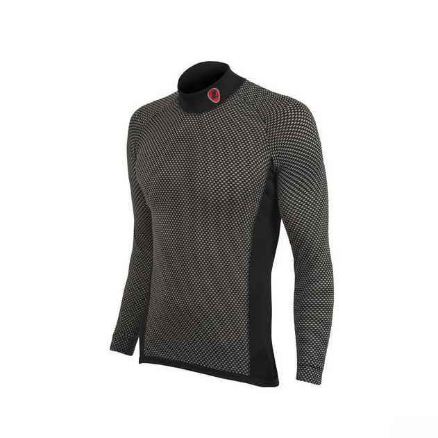 Lusso Cycle Clothing > Baselayers Lusso Mens Dryline L/S Base layer
