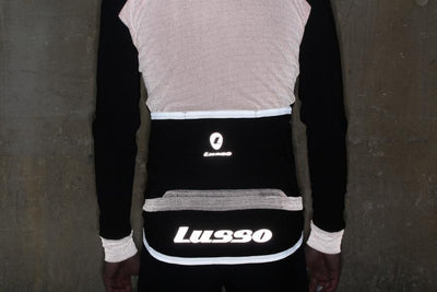 Lusso Cycle Clothing > Jersey & Jackets Lusso Aqua EXTREME Repel Stealth Jacket V2