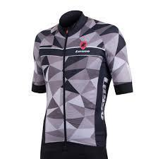 Lusso Cycle Clothing > Jersey & Jackets S / Black Lusso Shattered S/S Jersey