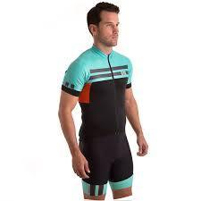 Madison Cycle Clothing > Jersey & Jackets S Men's PRO Escape Jersey Orange Mint