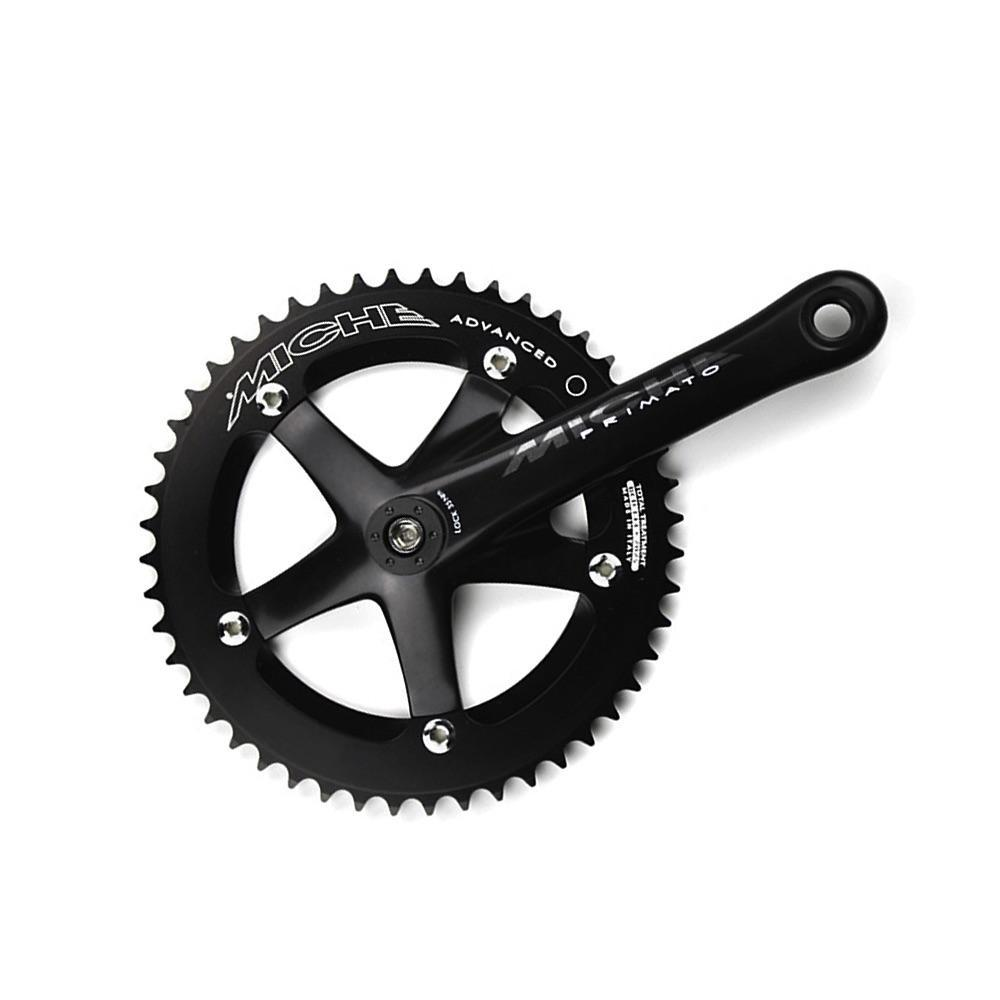 Miche Components > Brakes & Chainsets Miche Primato Advanced Track Chainsets Black