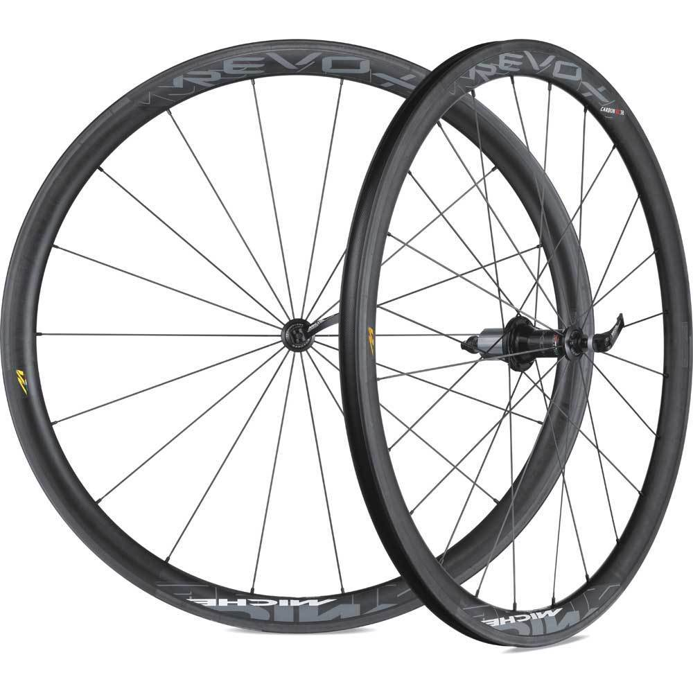 Miche Components > Factory Wheels Shimano Miche Revox RC 38 Wheels