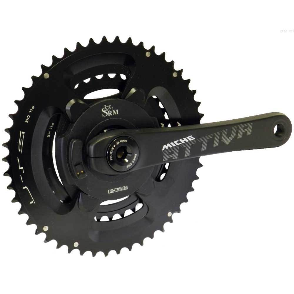 Miche Components > Power Meters Miche Attiva SRM Power Meter Chainset