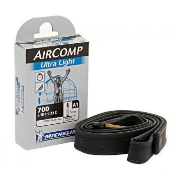 Michelin Components > Inner Tubes Michelin A1 AirComp Ultralight Tube - 700c