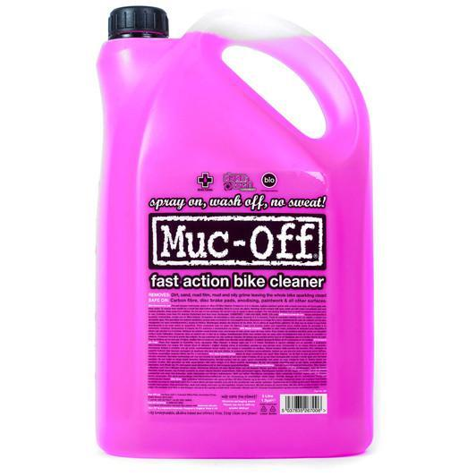 Muc-Off Accessories > Bike Cleaner MUC-OFF BIKE CLEANER 5 LITRE