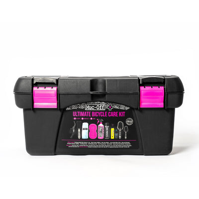 Muc-Off Accessories > Bike Cleaner Muc-Off Ultimate Bicycle Kit