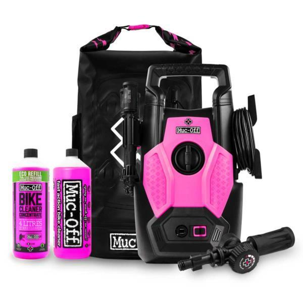 Muc-Off Accessories > Bike Cleaner PRESSURE WASHER BUNDLE INC 1L CONCENTRATE