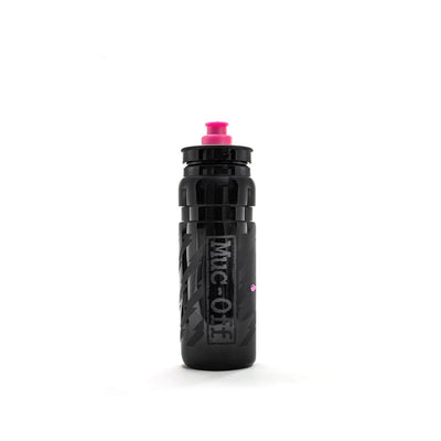 Muc-Off Accessories > Bottles Black Muc-Off X ELITE FLY WATER BOTTLE - 750ML
