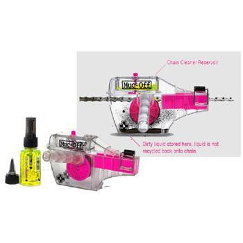 Muc-Off Accessories > Lubrication,Accessories > Bike Cleaner Muc-Off X3 Dirty Chain Machine