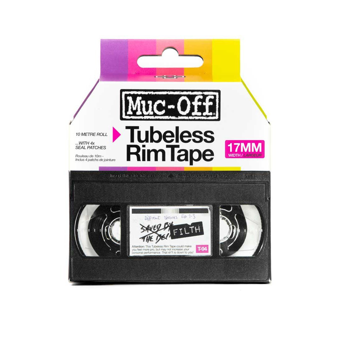 Muc-Off Components > Inner Tubes Muc-Off TUBELESS RIM TAPE