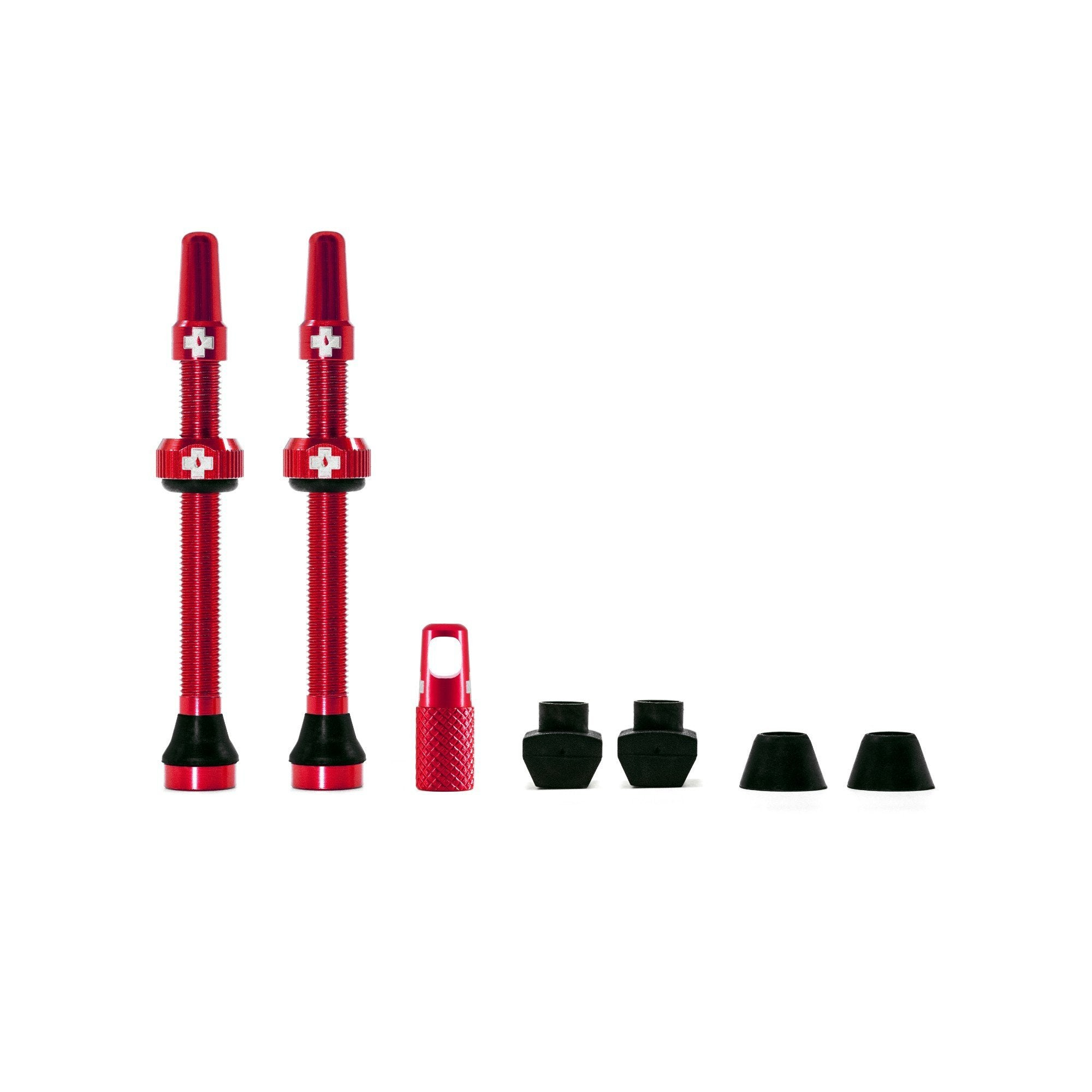 Muc-Off Components > Inner Tubes Muc-Off Tubeless Valve Kit