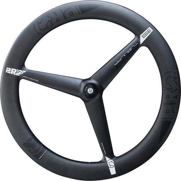 Pro Components > Hand Built Wheels Pro 3 Spoke 3K Carbon Wheel Tubular with Ultegra Hub