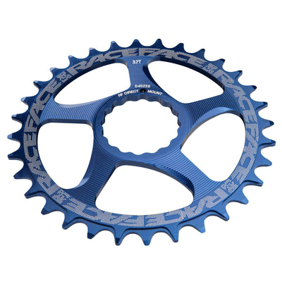 Race Face Chainrings Blue / 26 Race Face Direct Mount Narrow/Wide Single Chainring