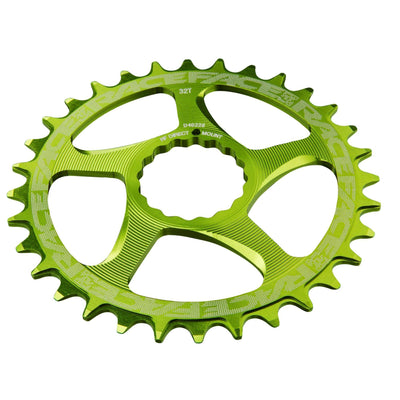 Race Face Chainrings Green / 28 Race Face Direct Mount Narrow/Wide Single Chainring