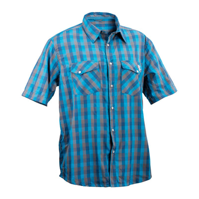 Race Face Cycle Clothing > Jersey & Jackets S / Blue Race Face Shop Shirt